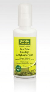TEA TREE emulsja antybakteryjna 75 ml