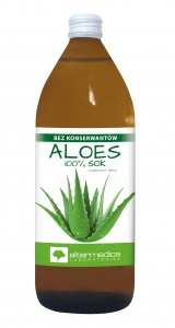 ALOES sok 1000 ml suplement diety