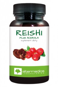 REISHI plus Acerola 60 kaps. Data: 11.2020.