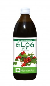 GŁÓG sok 500 ml suplement diety