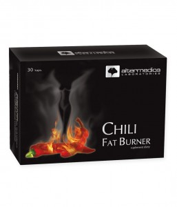 CHILI Fat Burner 30 kap. suplement diety