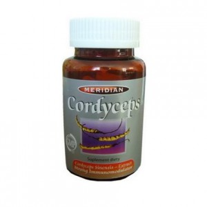 CORDYCEPS 60kaps.suplement diety