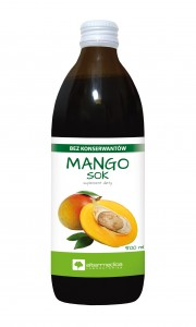 MANGO Sok 500 ml Altermedica- suplement diety
